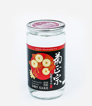 One Cup Dry Sake