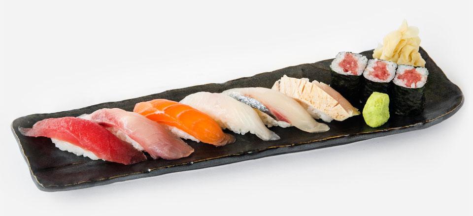 Blue Ribbon Sushi Bar - Sushi Bar Menu